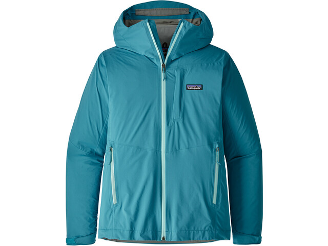 Patagonia Stretch Rainshadow Jacket Dame mako blue